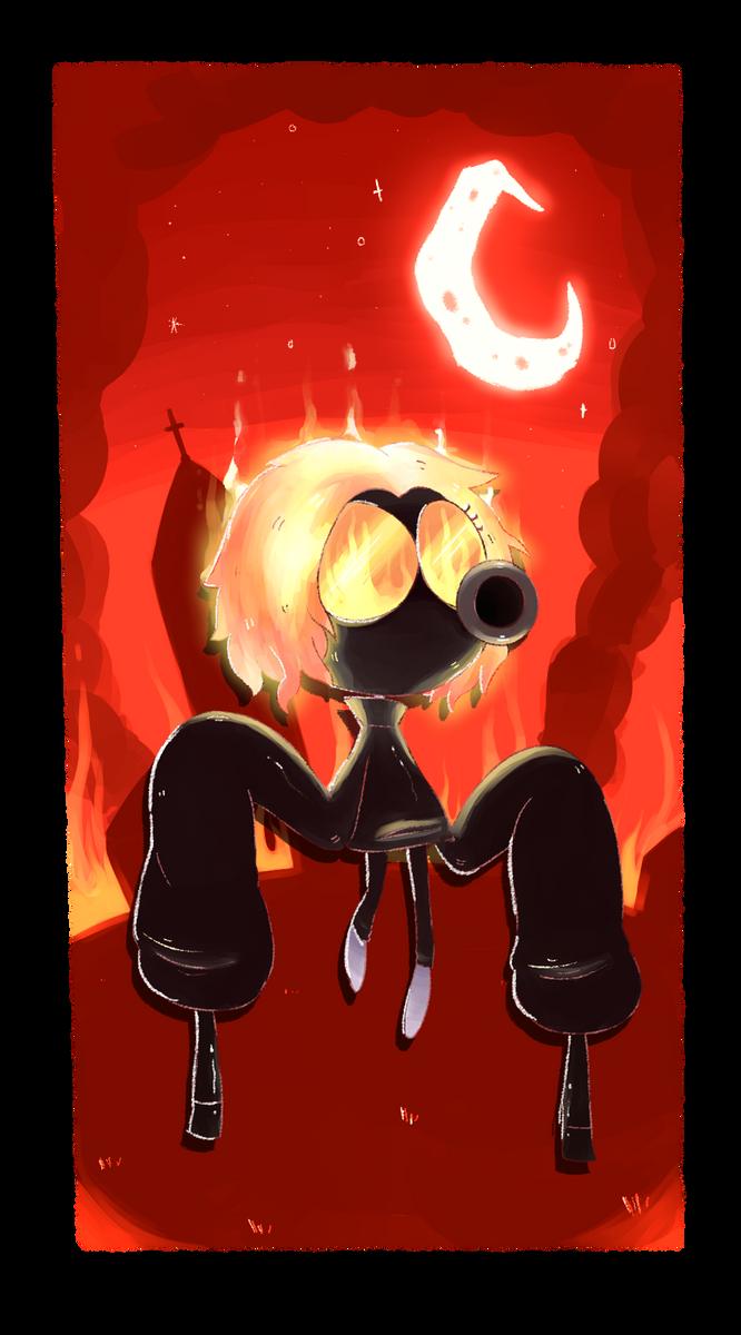 Firestrand by KrystalFleming