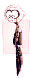 Maskless Mantis by KrystalFleming
