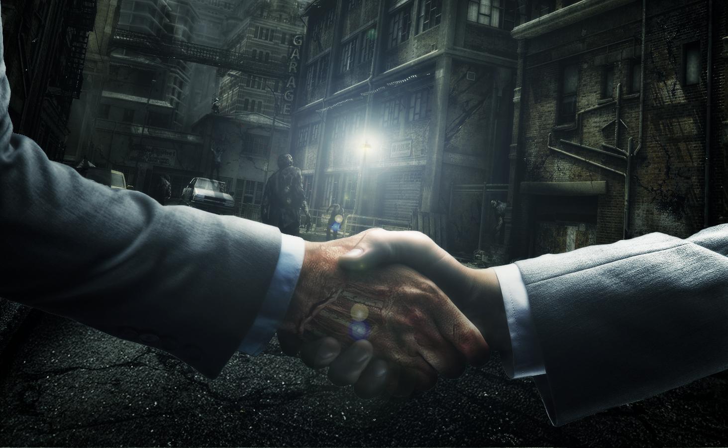 Zombie apocalypse by roiter475