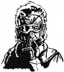 Venom Snake by chaosking48