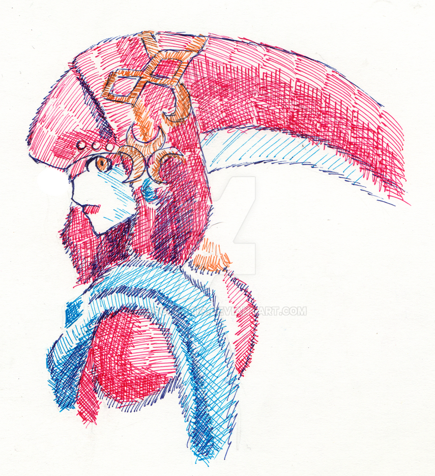 Mipha by Obscuratio