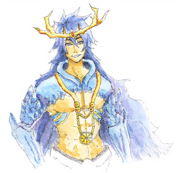 Sinbad Baal Equip by Obscuratio