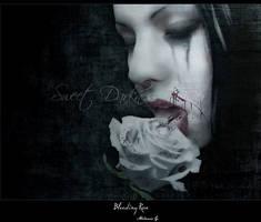 Bleeding Rose by MySweetDarkness