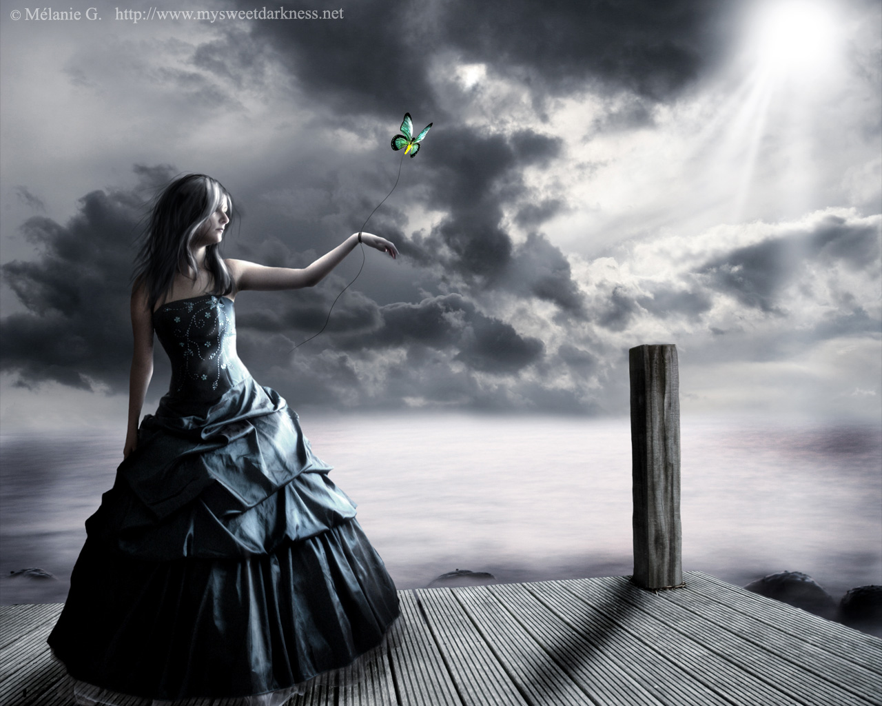 Let go by your Dreams WP by MySweetDarkness