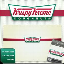 Krispy Kreme Desktop Wallpaper