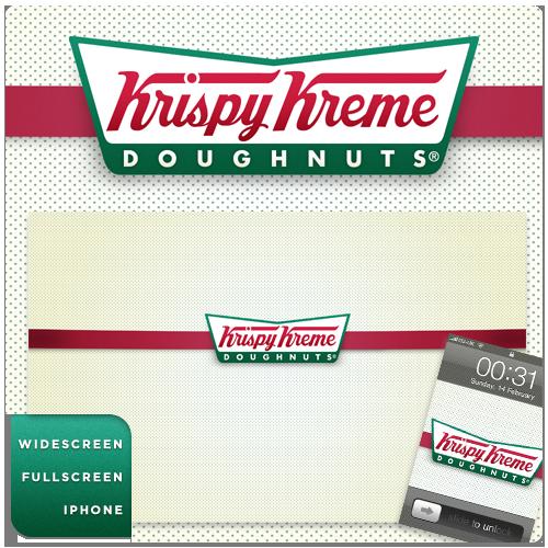 Krispy Kreme Desktop Wallpaper by planetperki ...