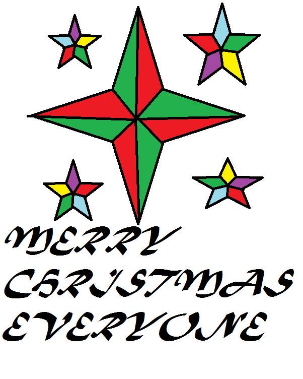 Merry Christmas by shibaryuji