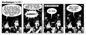 Nerdmigos: Drinking Game