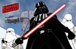 Vader Arrives