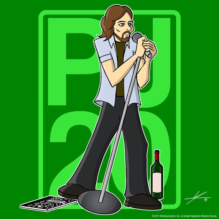 Pearl Jam: The Kids Are Twenty - Ed by IAMO76