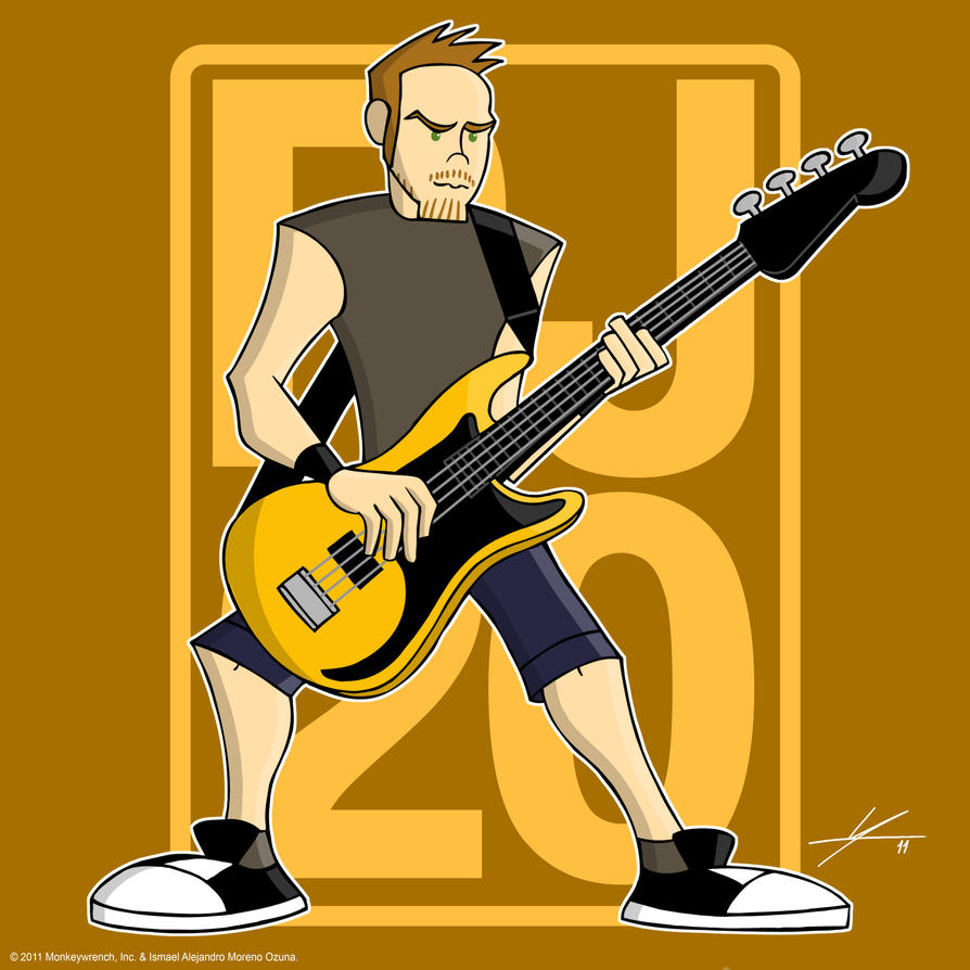 Pearl Jam: The Kids Are Twenty - Jeff by IAMO76