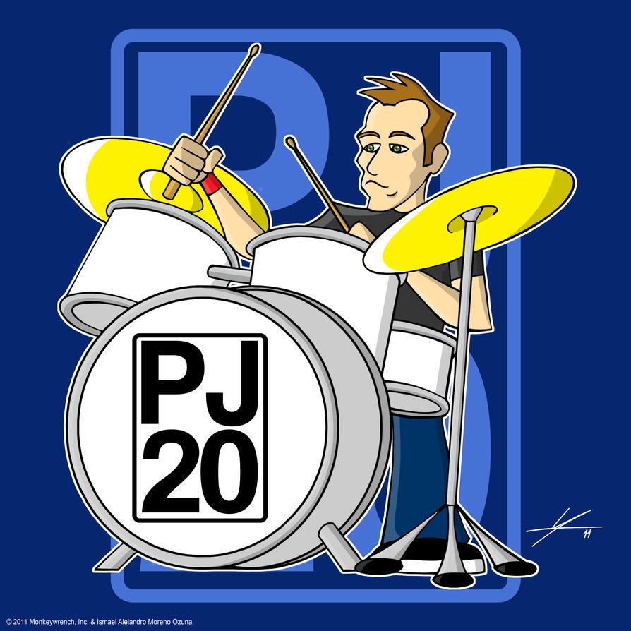 Pearl Jam: The Kids Are Twenty - Matt by IAMO76
