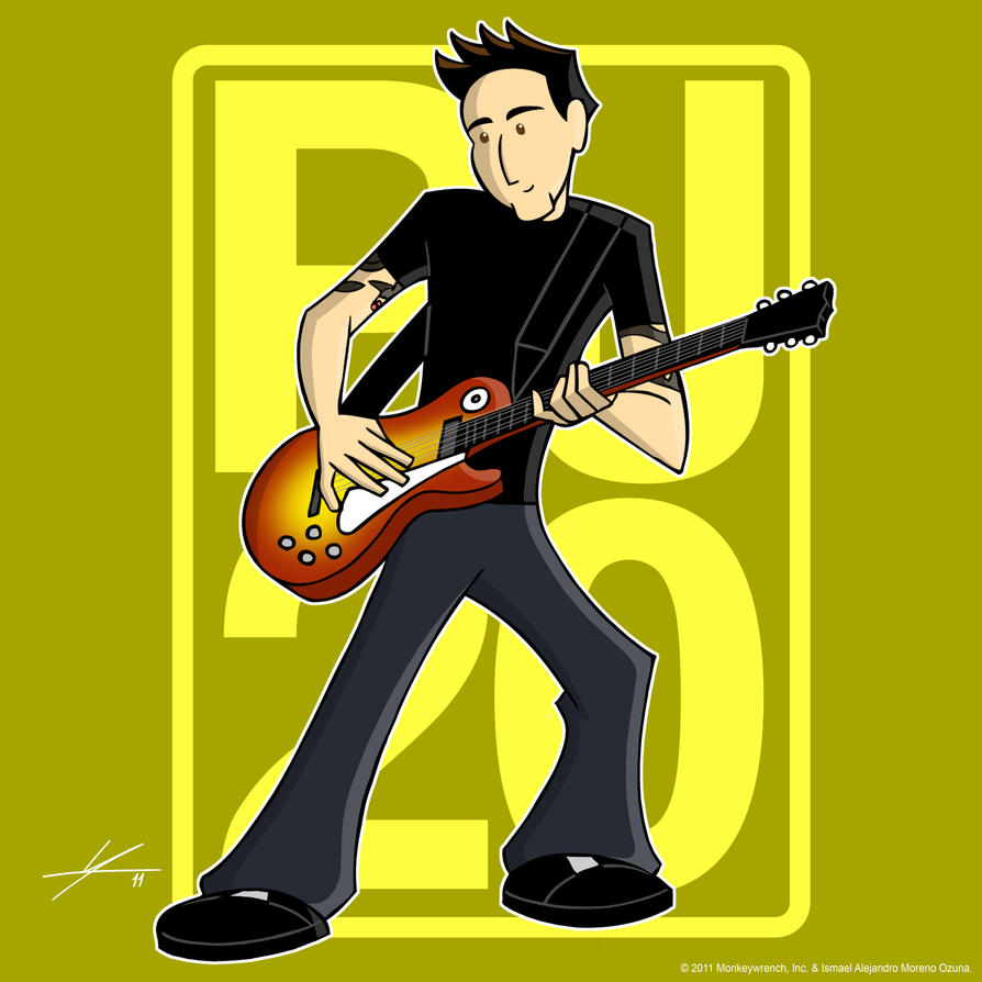 Pearl Jam: The Kids Are Twenty - Mike by IAMO76