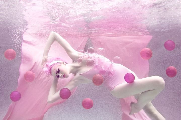 bubble ballet by Isabelle-faith
