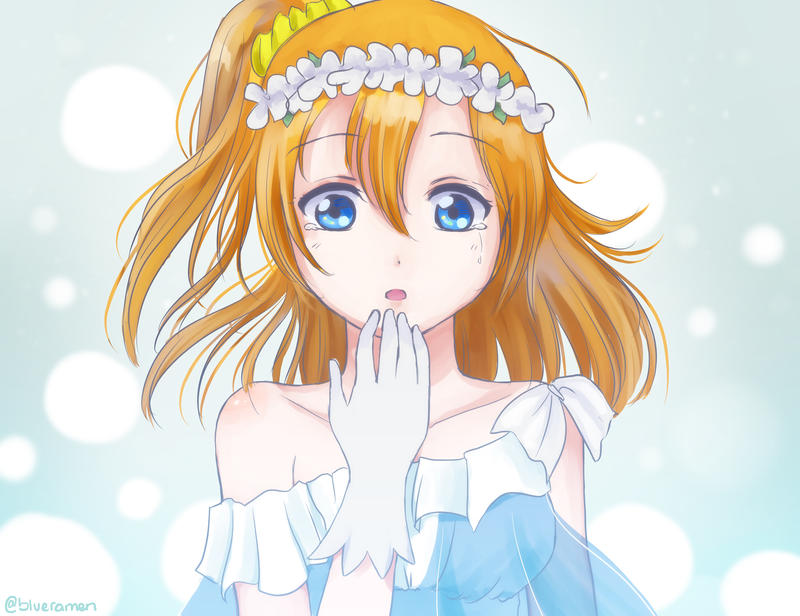 Happy Birthday Honoka! by blue-ramen