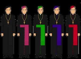 NO: Ecclesiastical Vestments