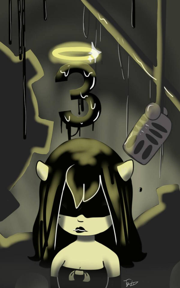 bendy and the ink machine part 3