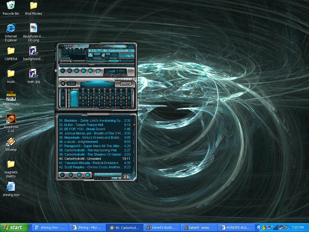 Fractal Desktop by lembasbread