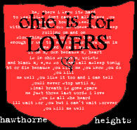 Ohio is for Lovers by oxspiderwebsxo