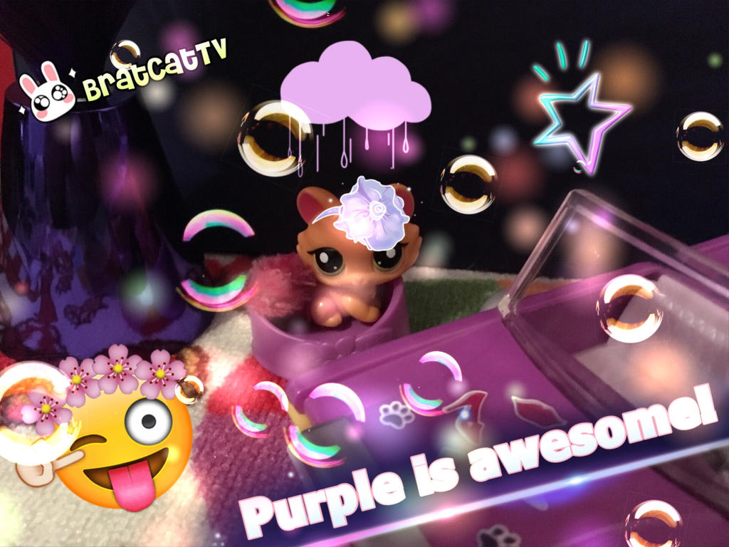 LPS NTM Cycle 1 Colors for LPSPEACE NLOVE by AwesomeJammerAJ
