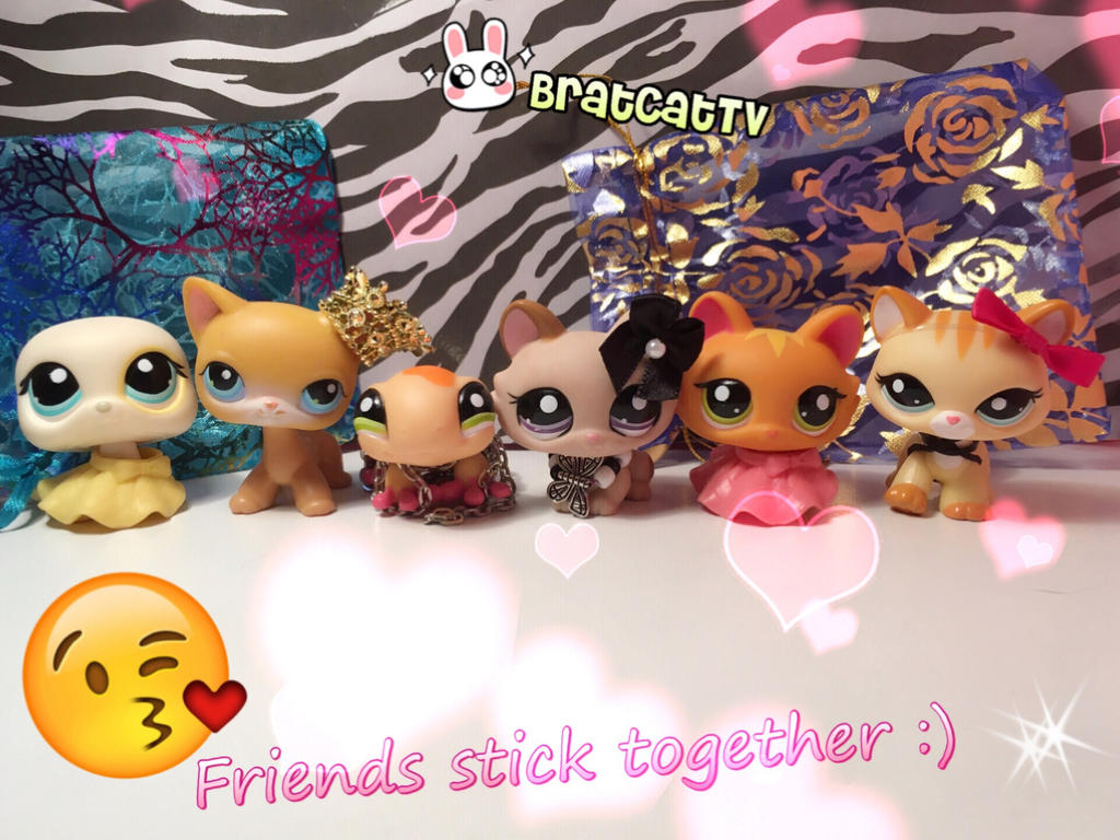 LPS NTM Cycle 1 // Friends for LPSPEACE NLOVE by AwesomeJammerAJ