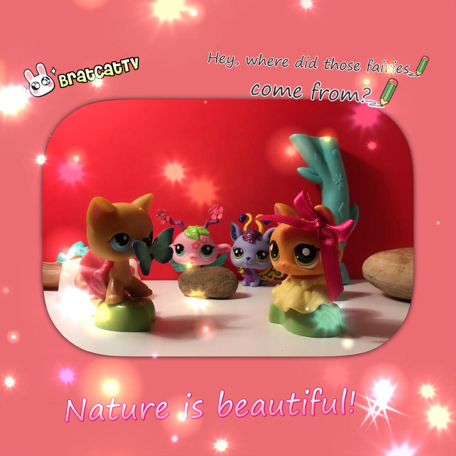 LPS NTM Cycle 1 // Nature for LPSPEACE NLOVE by AwesomeJammerAJ