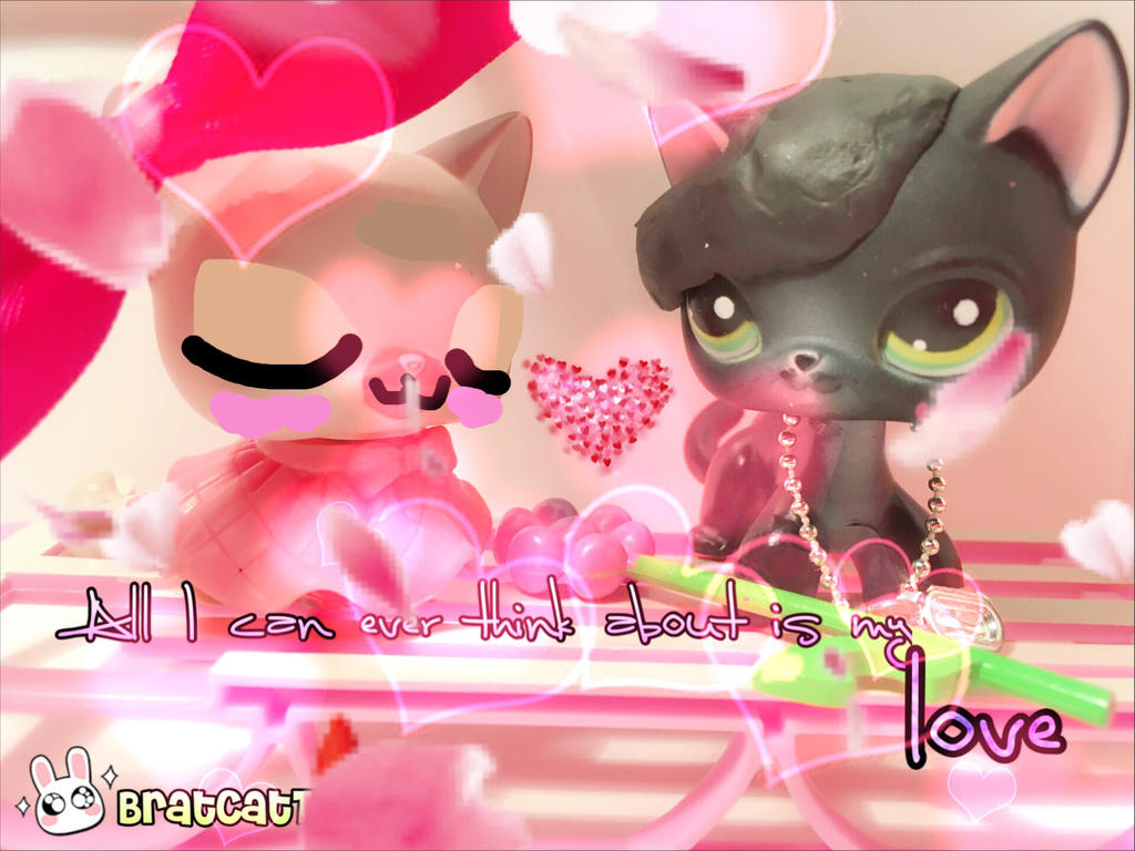 LPS NTM Cycle 1 Love for Sylveon by AwesomeJammerAJ