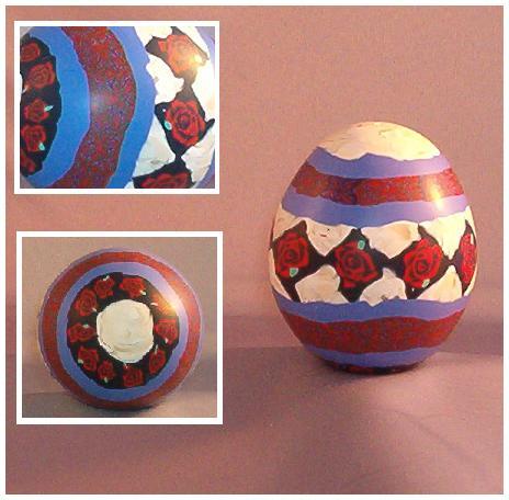 Cane egg by Glori305