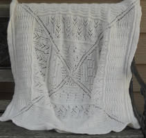 Lace Baby Blanket
