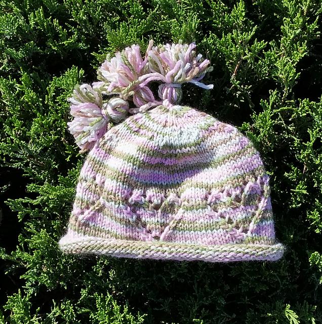 Heart Baby Hat by Glori305