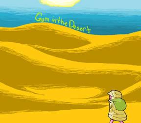 Gum in the Desert (Cover) by Variou