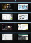 Windows Metro Concept GUI 1