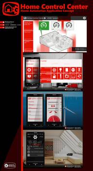 Home Automation App Concept
