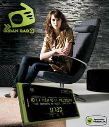 Urban Radio by yankoa