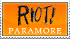 Paramore Stamp by Erameline