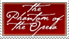 Phantom of the Opera: Stamp by Erameline