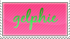 Gelphie: Stamp by Erameline