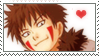 Kiba LOVE Stamp by dark-reign