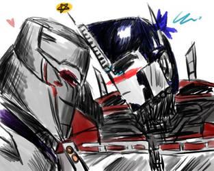 Forehead crash by TransformersSR