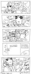 Megatronus x Orion Pax by TransformersSR