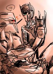 Sit Together by TransformersSR