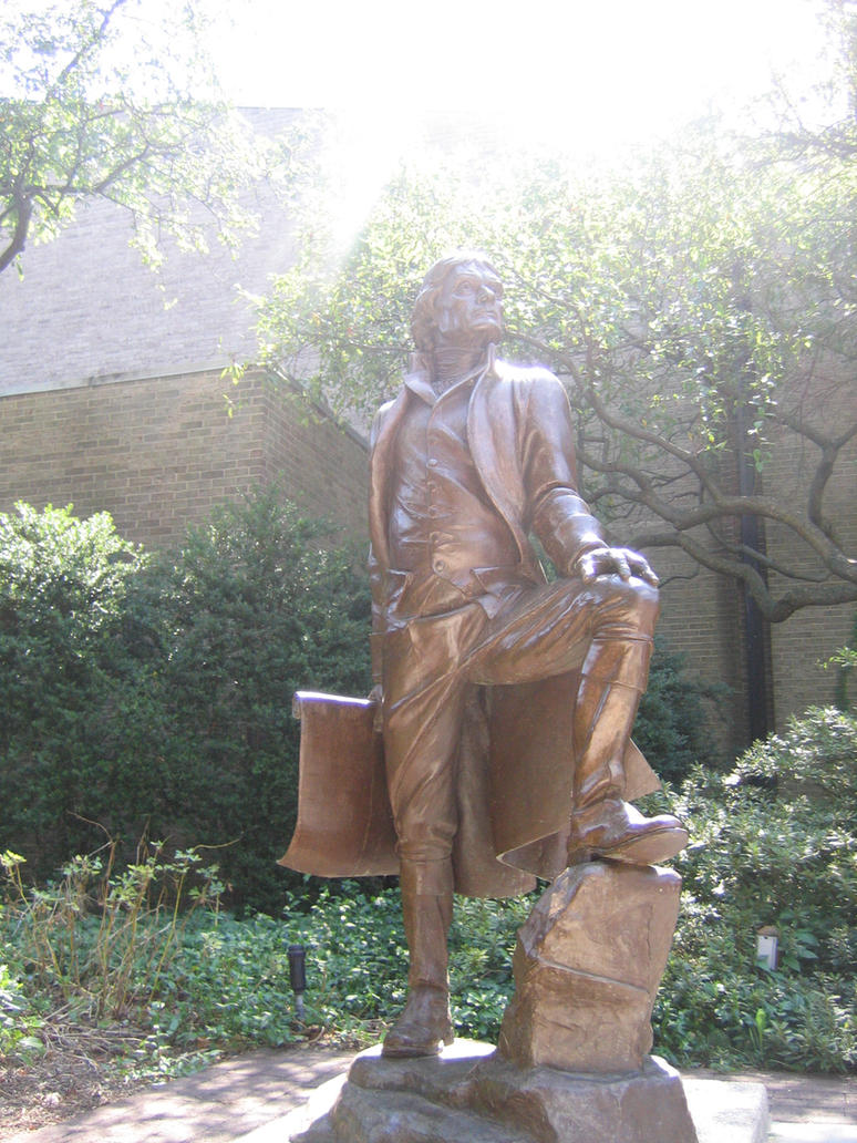 Thomas Jefferson is a BOSS by ThePrettyNerdie