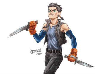 Character design: Jacob