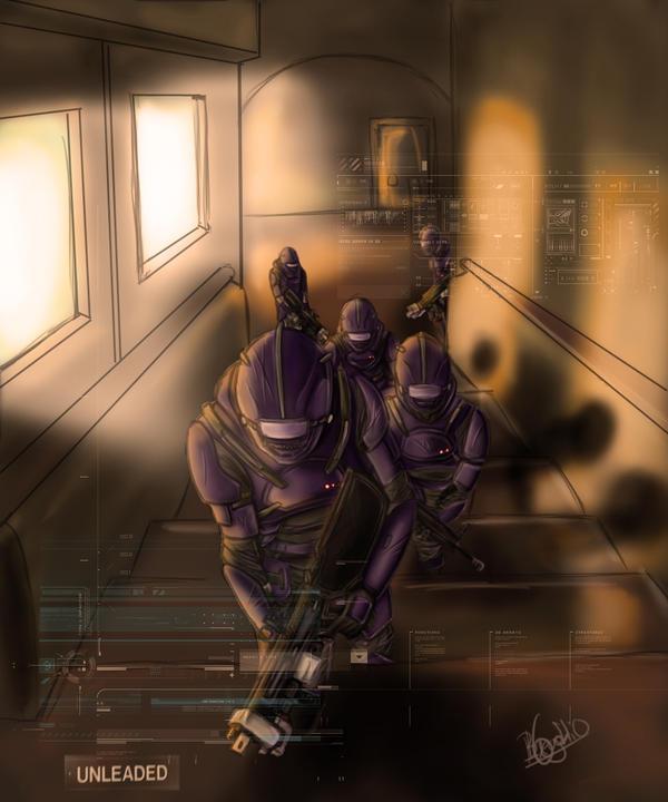 special ops raid by bluegobli60