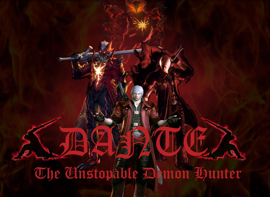 Dante the Demon Slayer by ArtMaster09 on DeviantArt