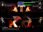 Capcom/ SNK vs Mortal Kombat Screenshot 14