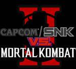 Capcom/SNK vs Mortal Kombat 2 Logo