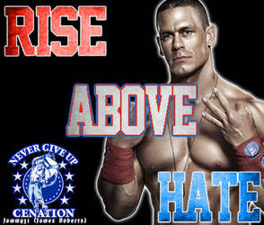 Rise Above Hate by Jammy31