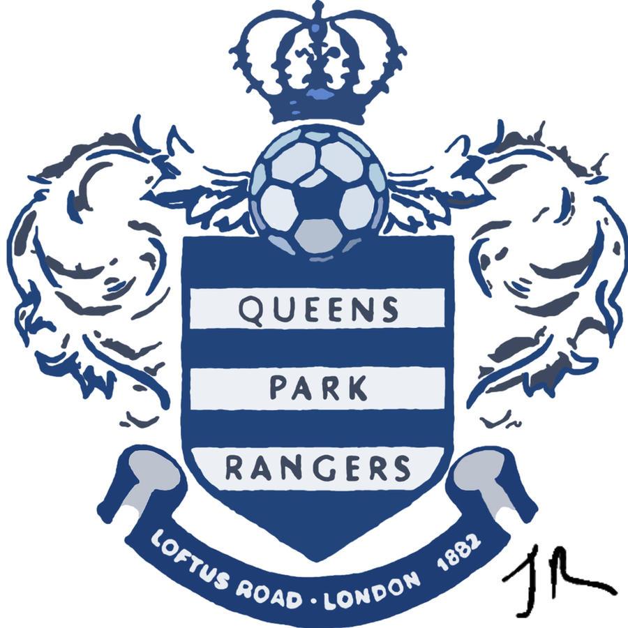 Queens Park Rangers Logo by Jammy31Qpr Logo Wallpaper
