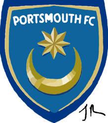 Portsmouth FC Crest by Jammy31